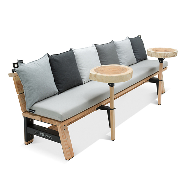 B-Side Couch 250 Table on Stock