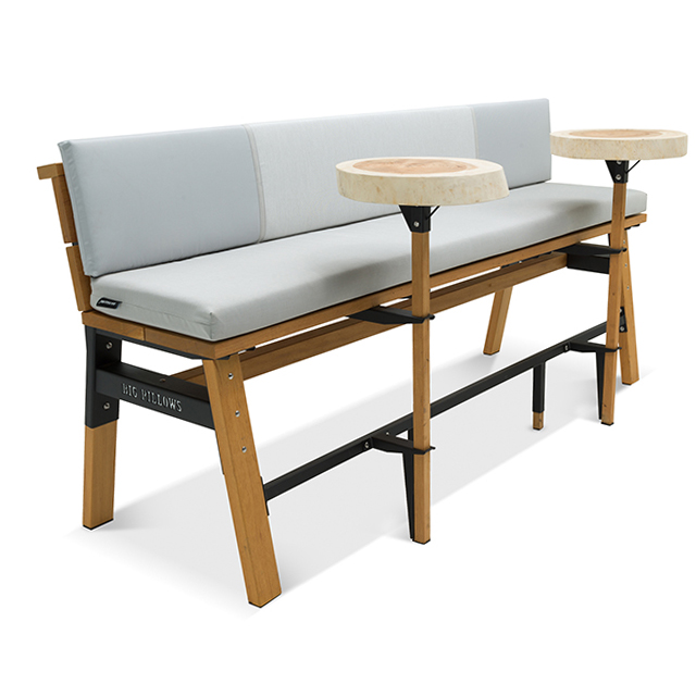 B-Side Couch Bar 200 Table on Stock