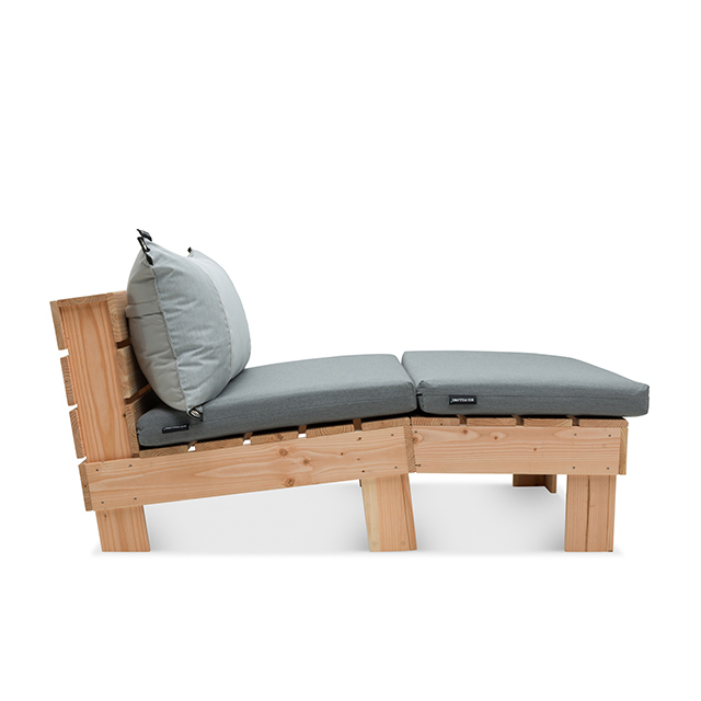 South Beach Chaise Longue 65